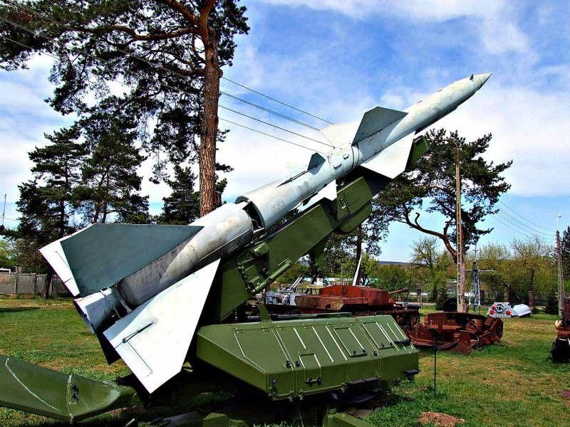 """ЗРК С-75 """"Двина"""""""