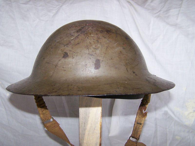 Английская каска Mk.I