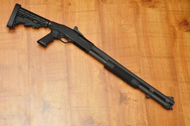 Дробовик Mossberg 590 A1
