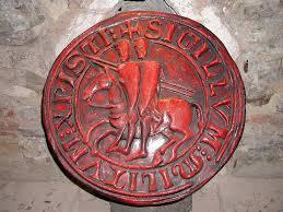 Эмблема и печать тамплиеров