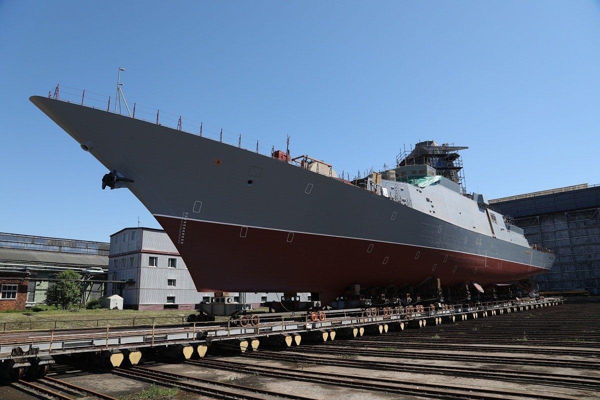 Корабль проекта 20385