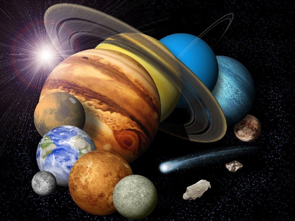 Космические тела Солнечной системы
