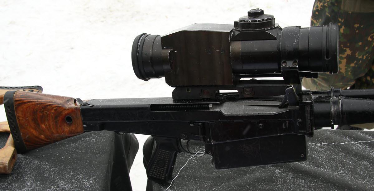 Прицел ОСВ-96