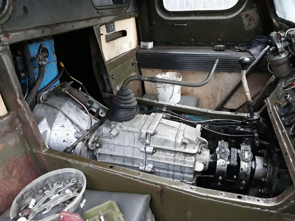 Ремонт ГАЗ-34039