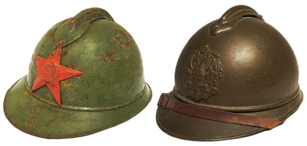 Российские шлемы