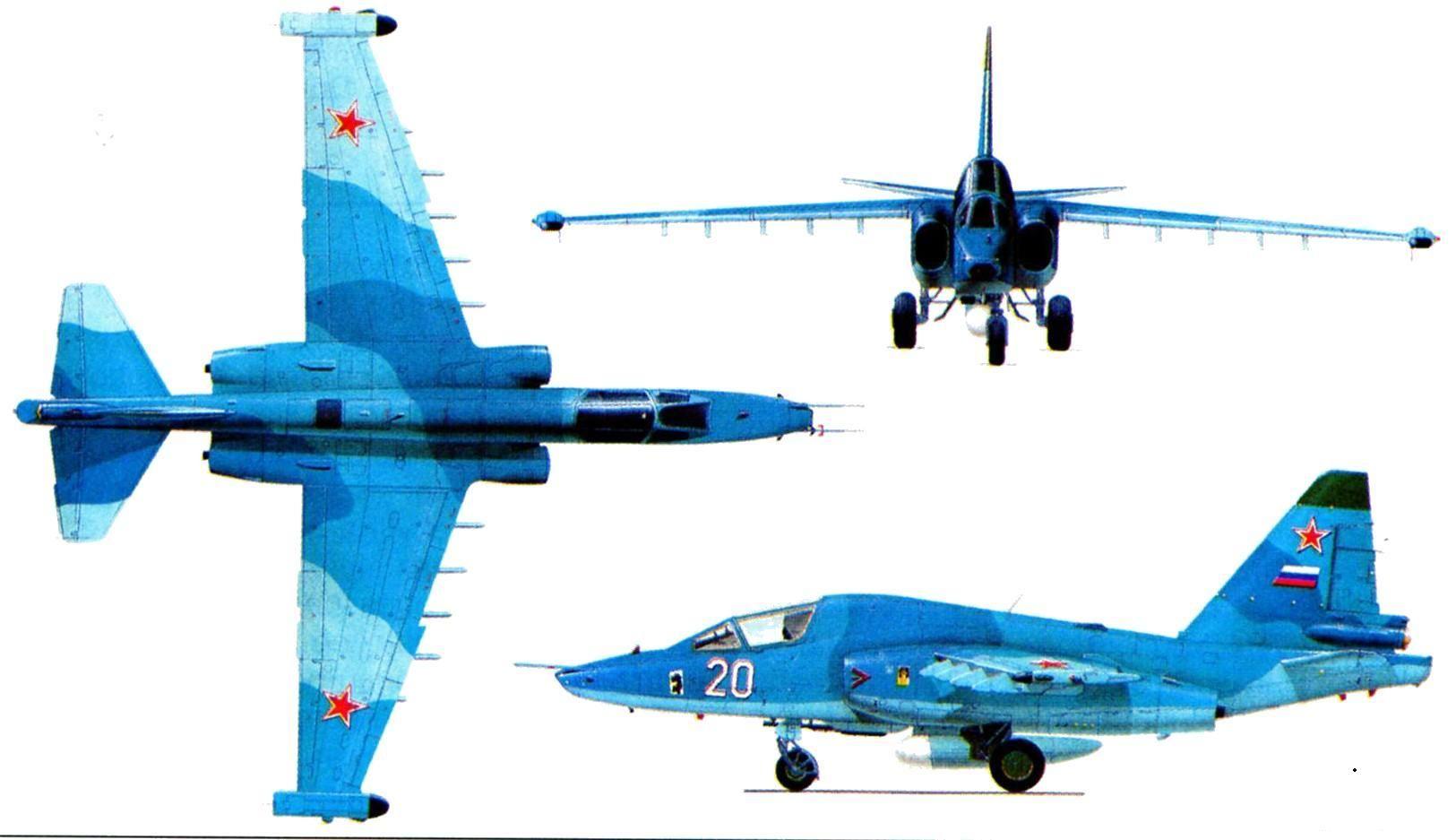 Су-39 с разных ракурсов