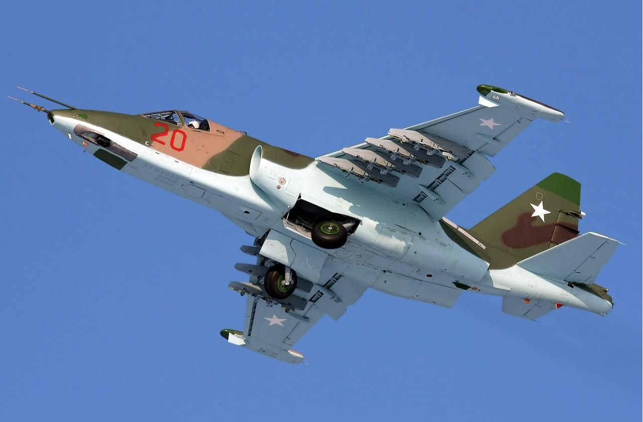 Су-39 в полете