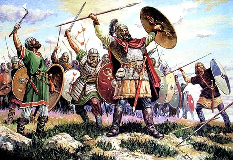 Варварская армия