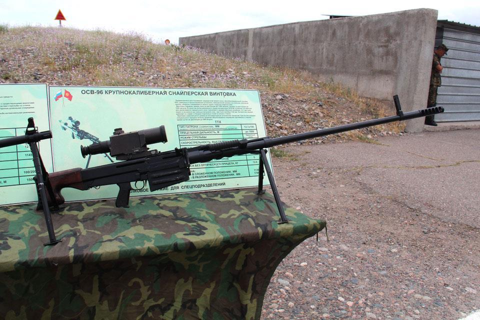 Винтовка ОСВ-96