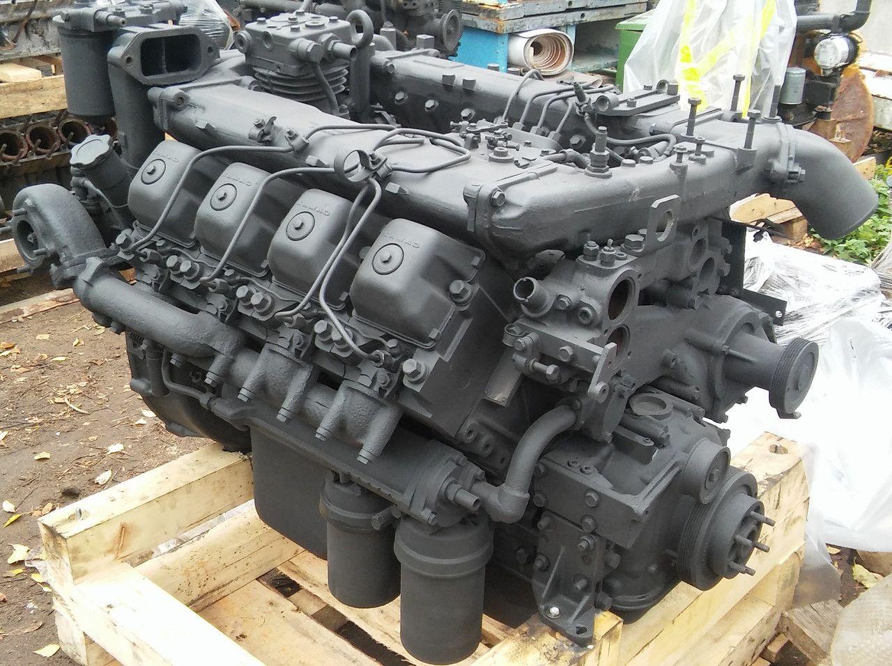 Двигатель КамАЗ-55111