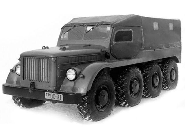 ГАЗ-62Б