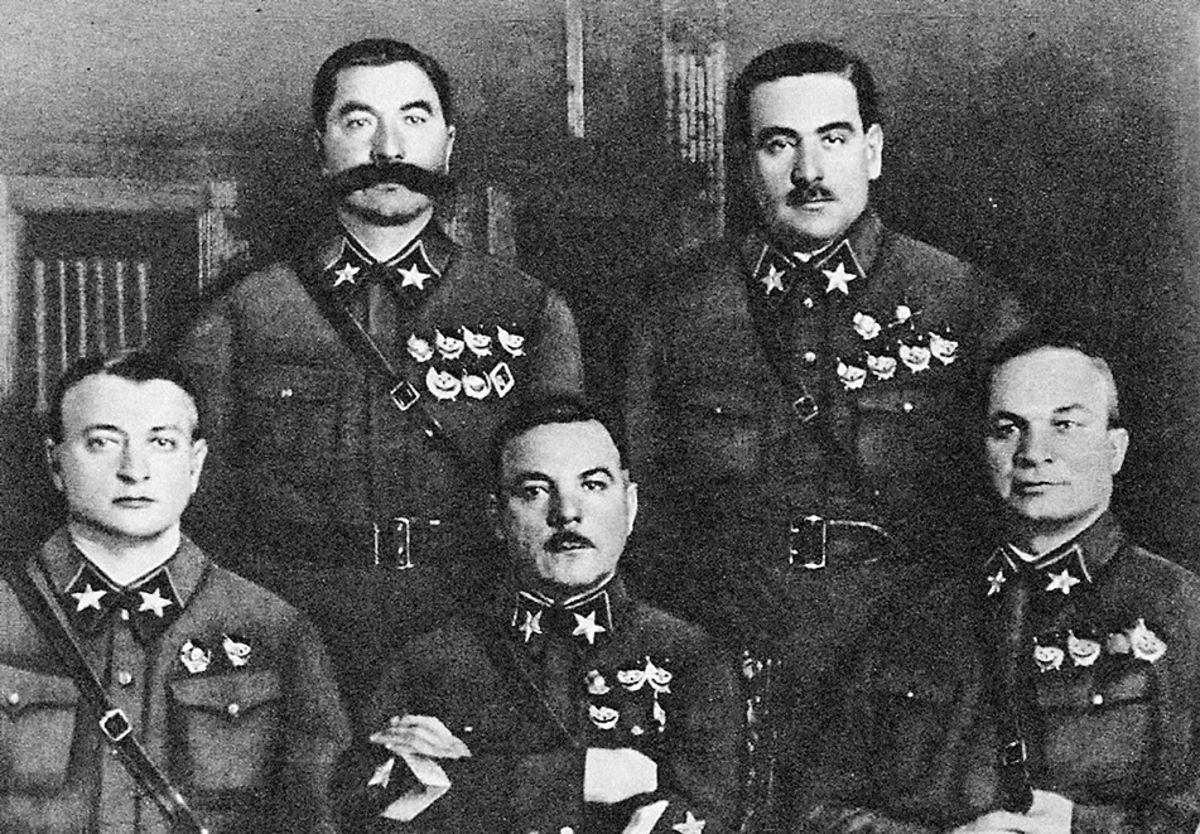 Генштаб РККА