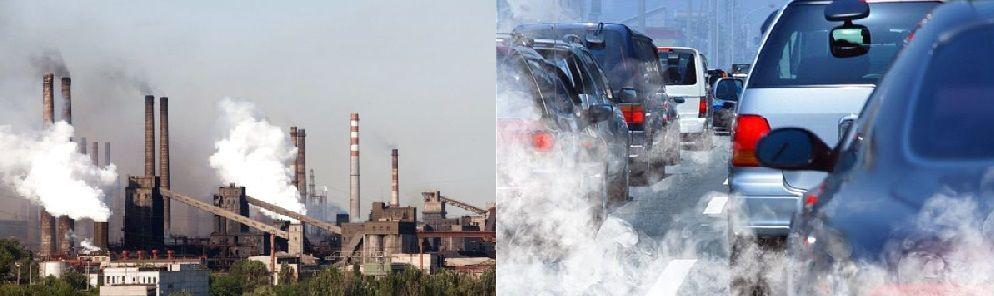 Источники загрязнения