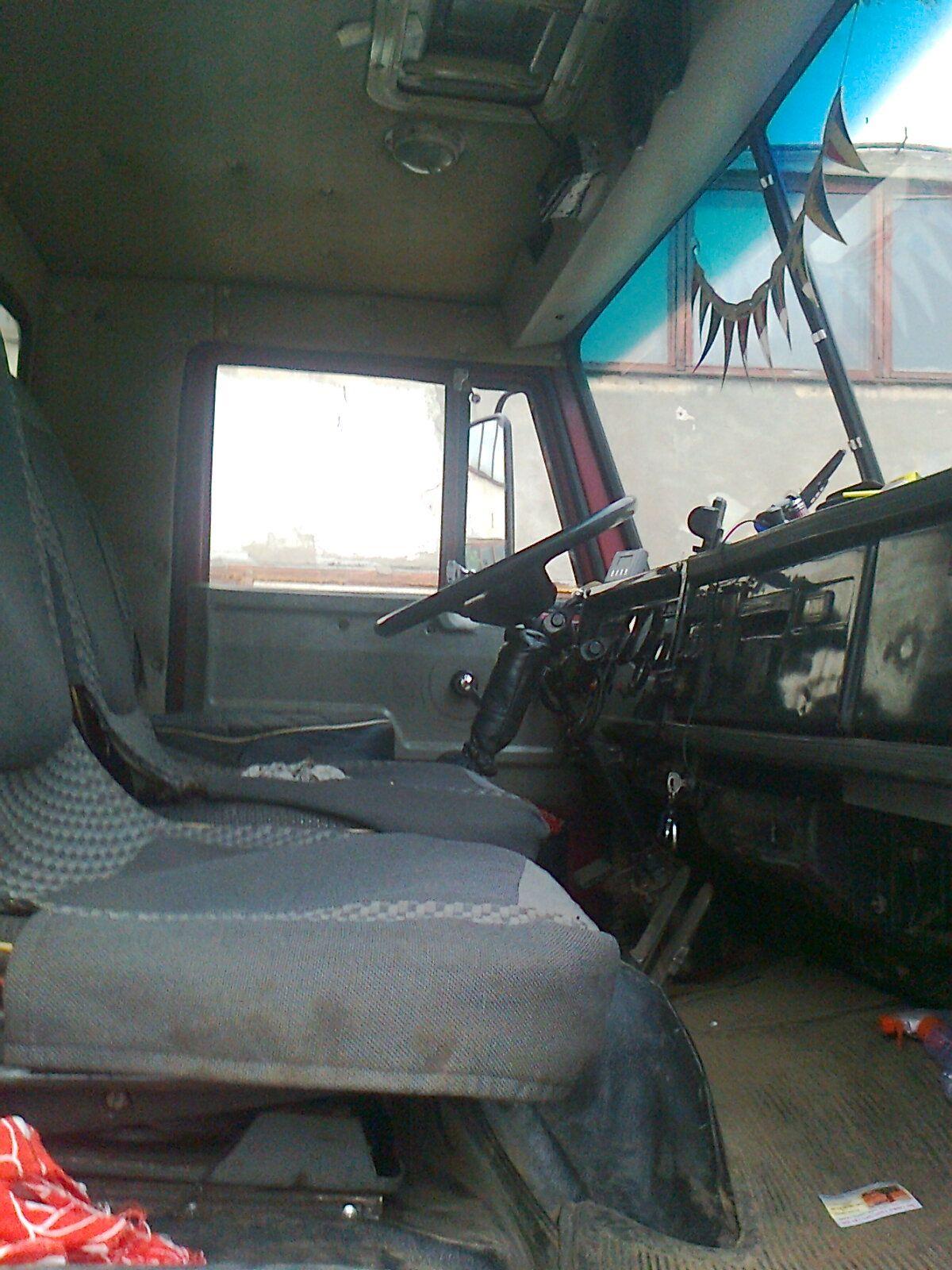 Кабина КамАЗ-55111