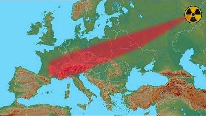 Последствия аварии в Чернобыле