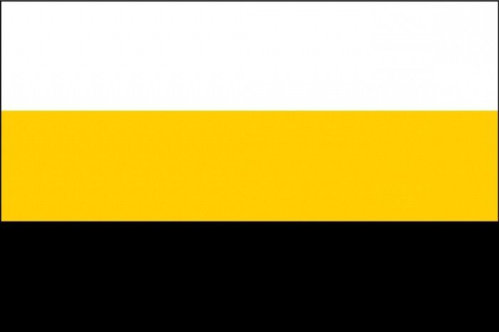 Российский флаг, 1883 год