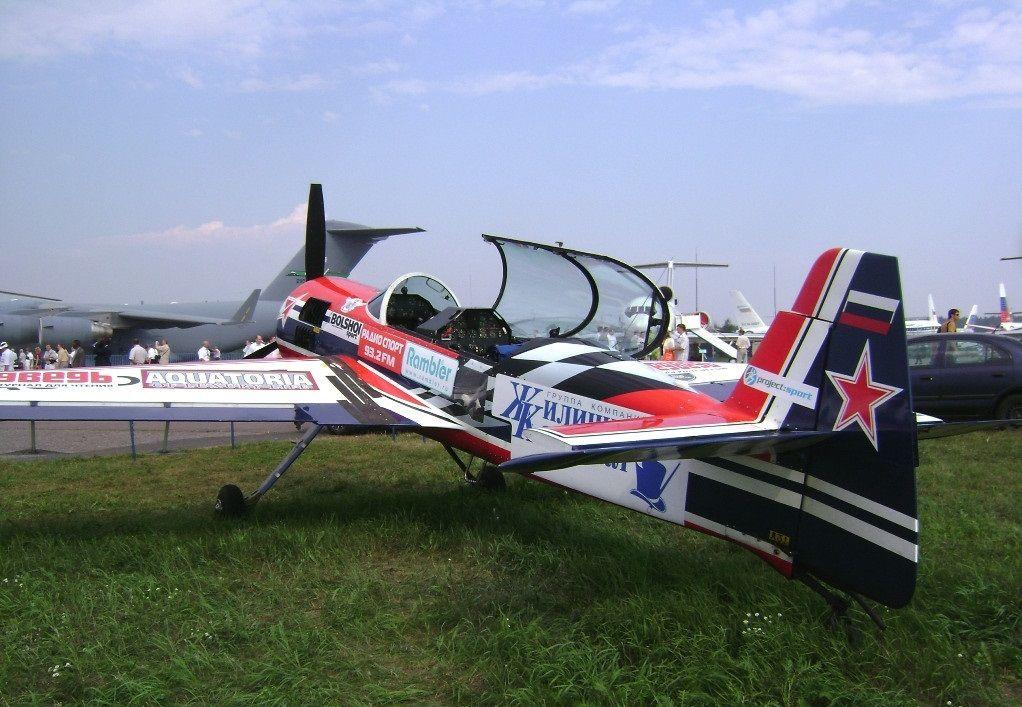 Самолет Су-29