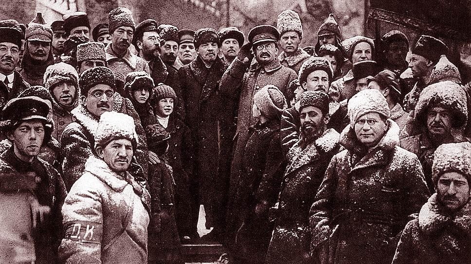 Штаб РККА в первые годы