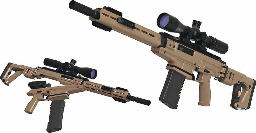 СК-16 с оптикой