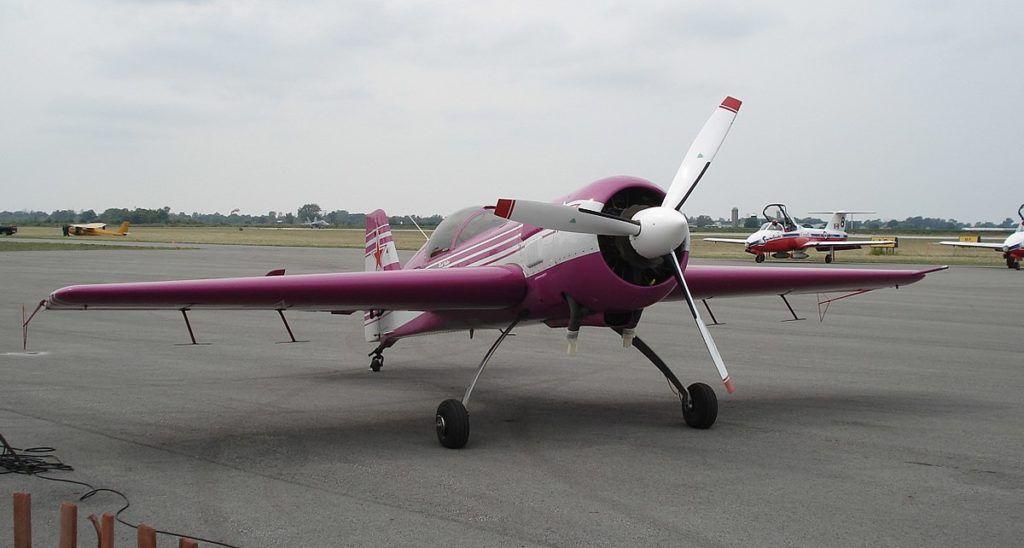 Спортивный самолет Су-26