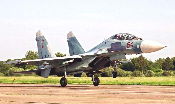 Су-27 учебный