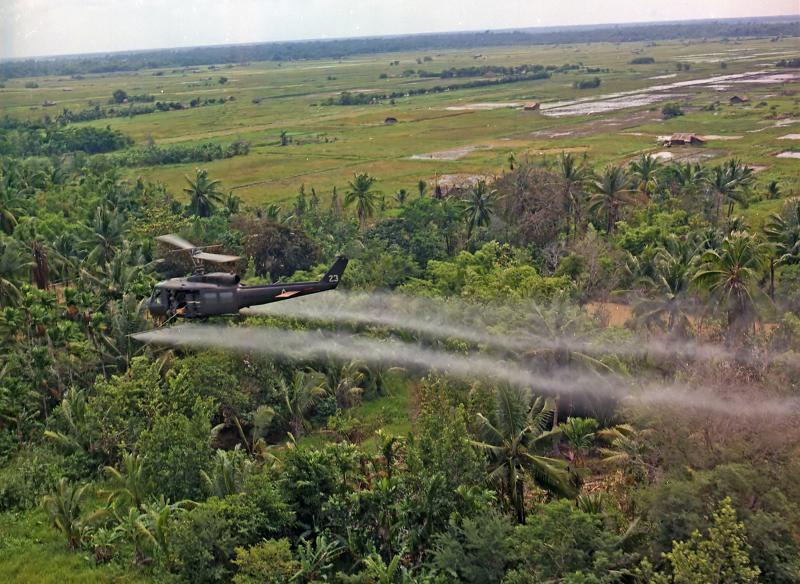 Американская авиация во Вьетнаме