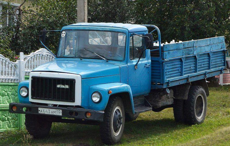 Бортовой ГАЗ-3307