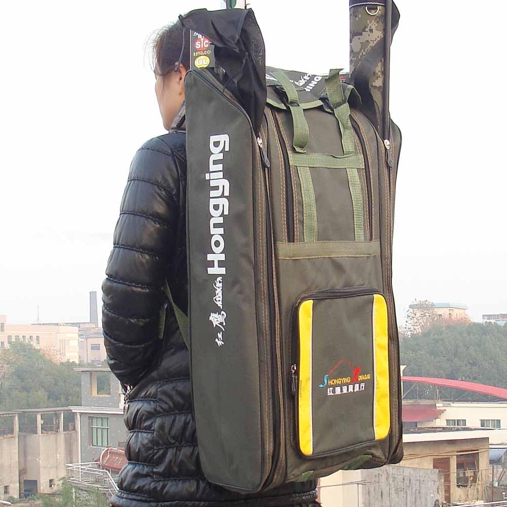 Человек с рюкзаком
