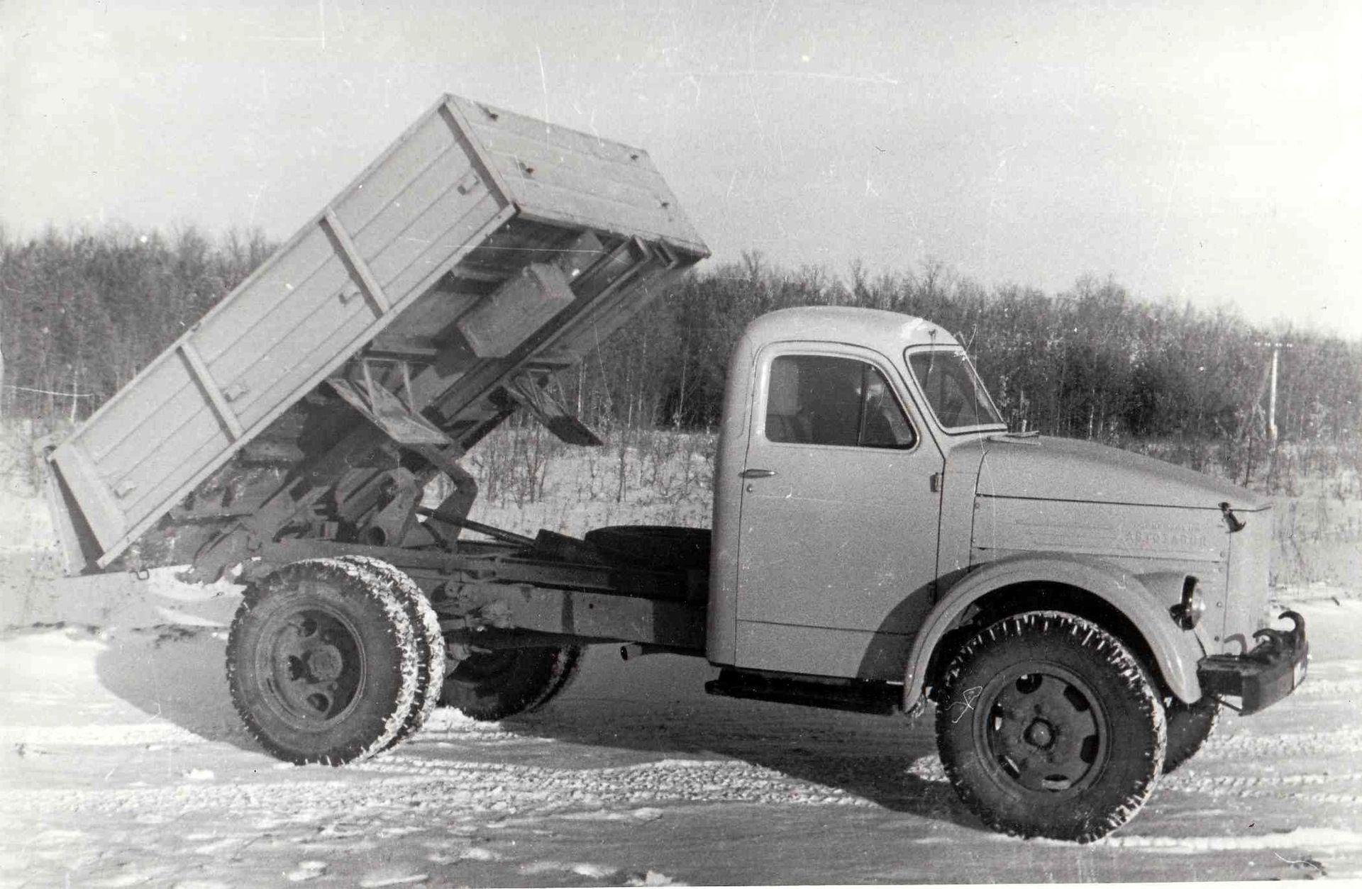 ГАЗ-51 самосвал