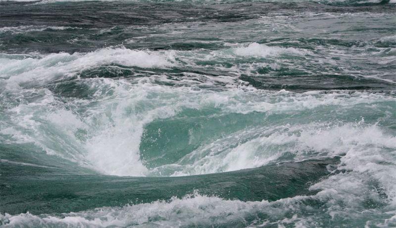 Гигантский водоворот