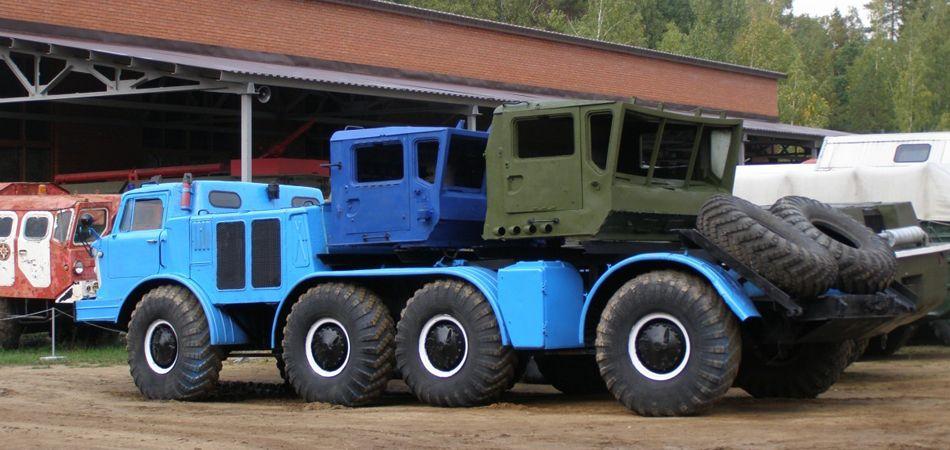 Гражданская модификация ЗИЛ-135