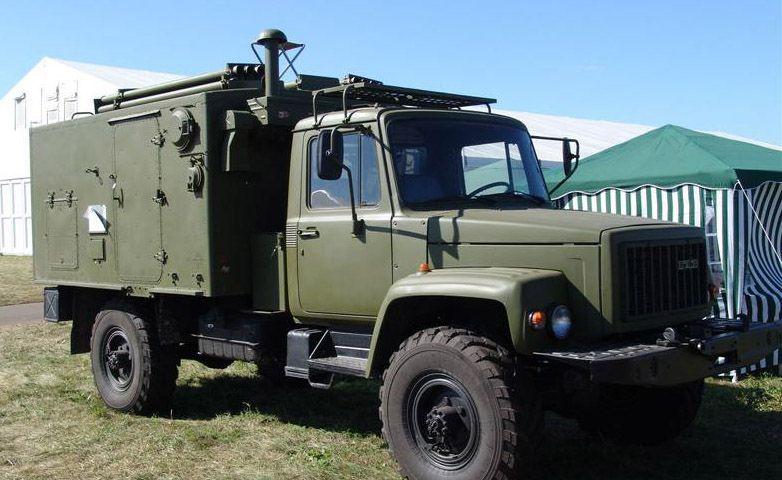 Кабина ГАЗ-3308