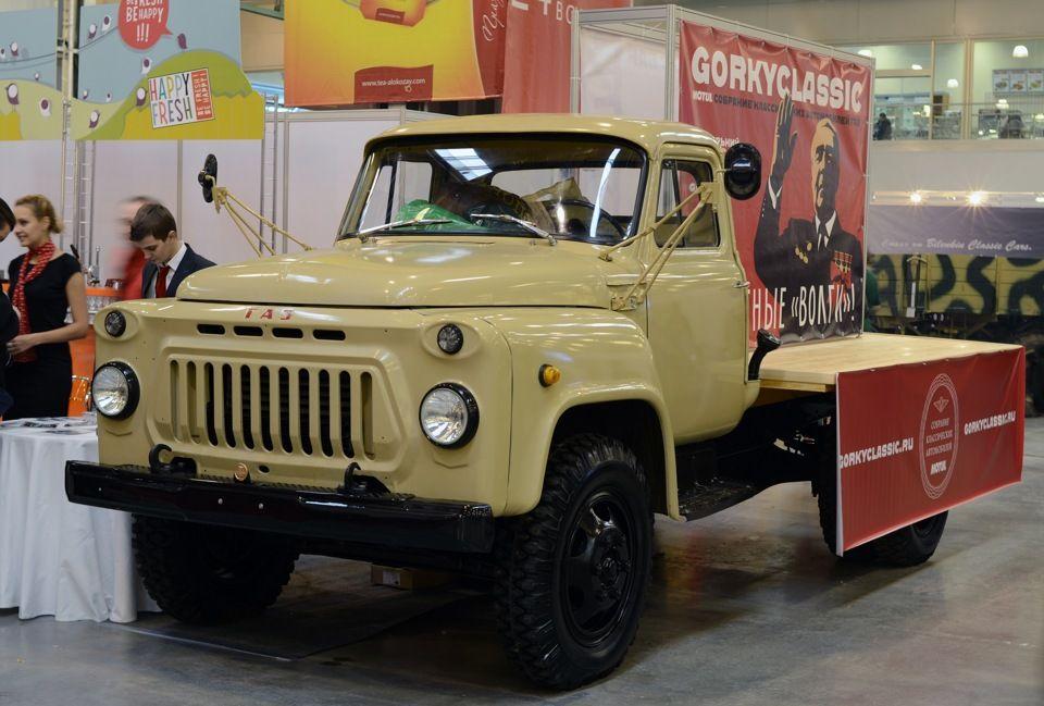 Кабина ГАЗ-52