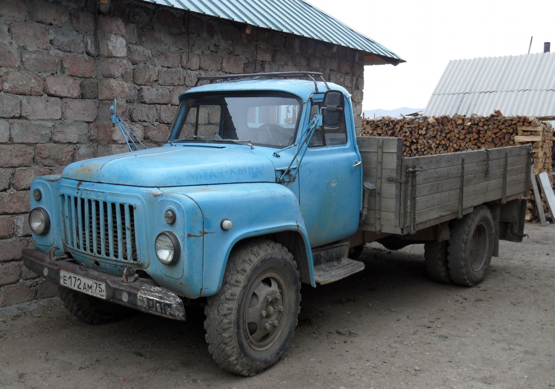 Модификация ГАЗ-52