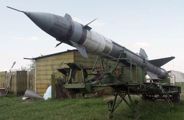 """ЗРК С-25 """"Беркут"""""""