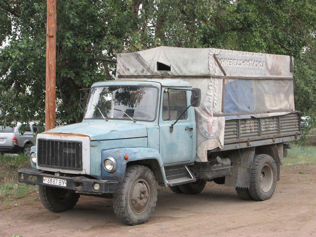 ГАЗ-3306 с дизельным двигателем