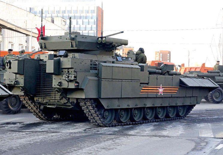 Гусеницы Т-15