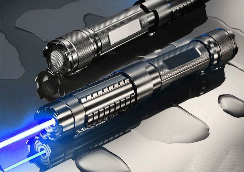 Луч лазера