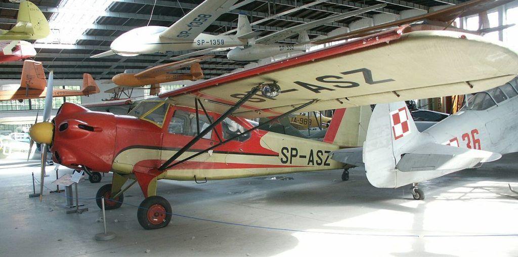 Модификация Як-12