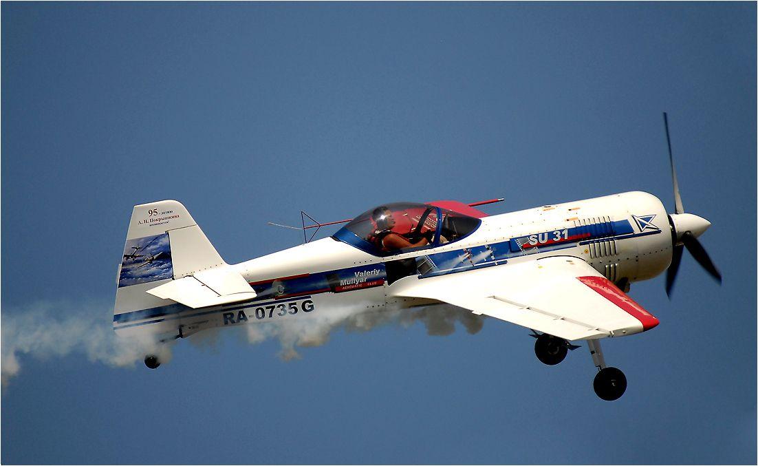 Самолет Су-31