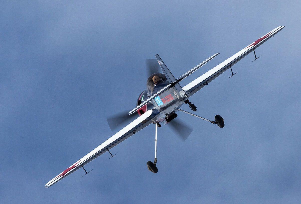 Су-31 в полете