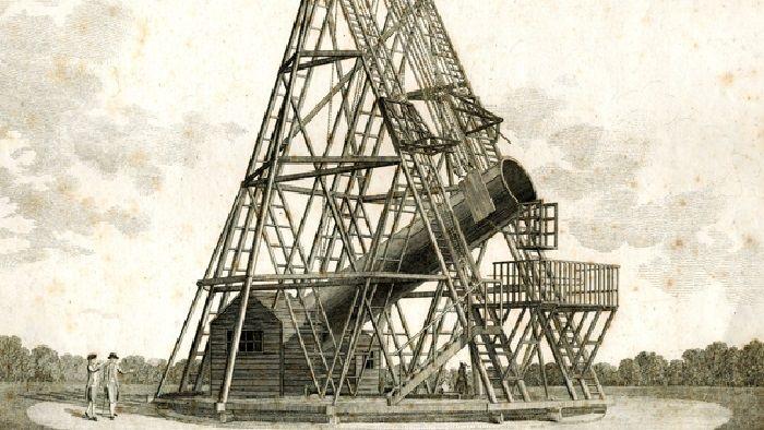 Телескоп Гершеля