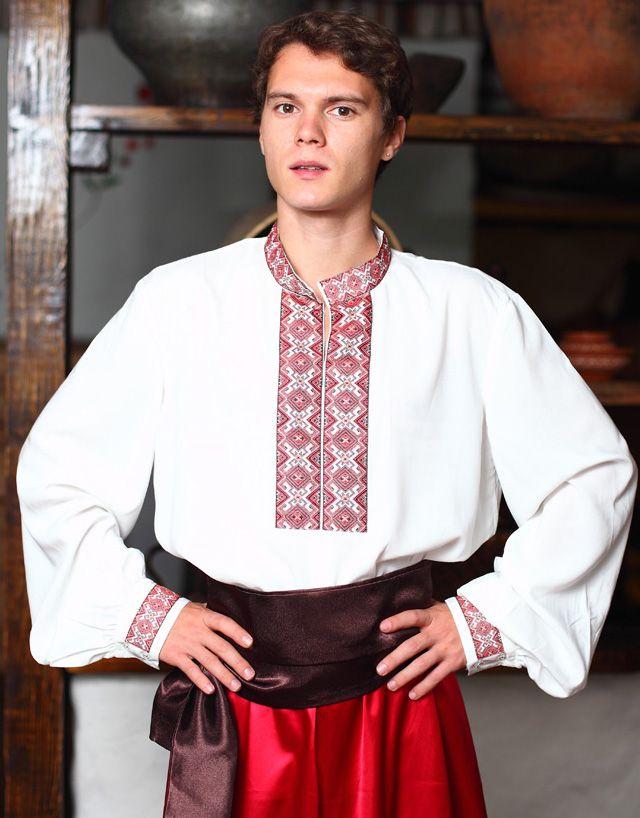 Украинская мужская одежда
