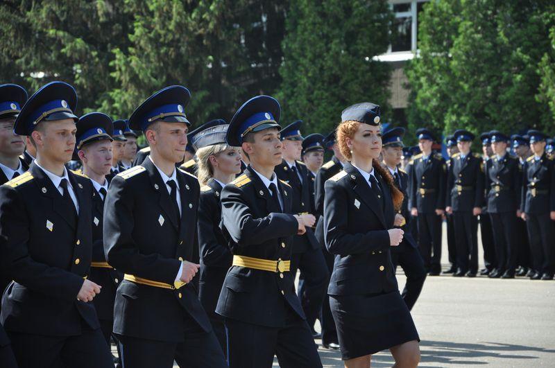 Выпускники Академии ФСО