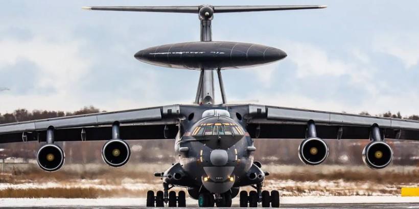 Взлет А-100