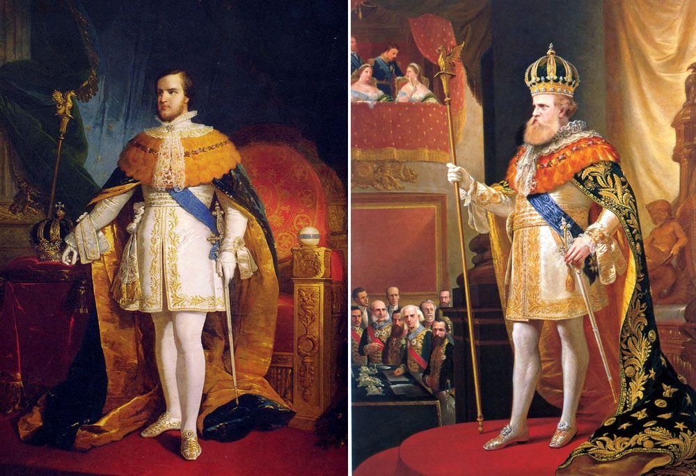 Император Педру II