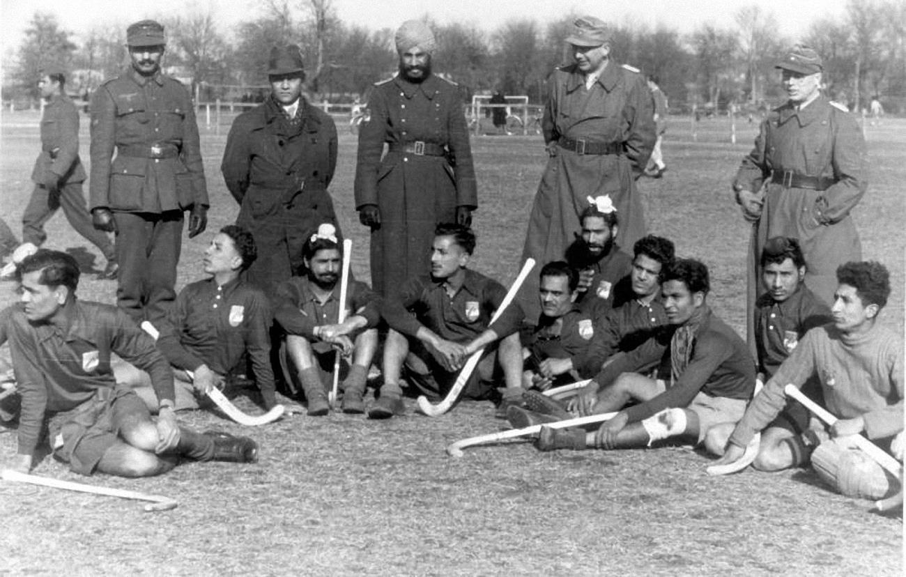 Индийские солдаты