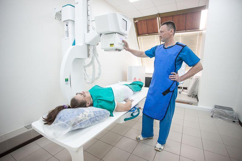 Использование радиации в медицинских целях