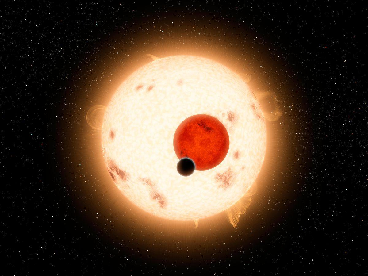 Планеты вокруг других звезд
