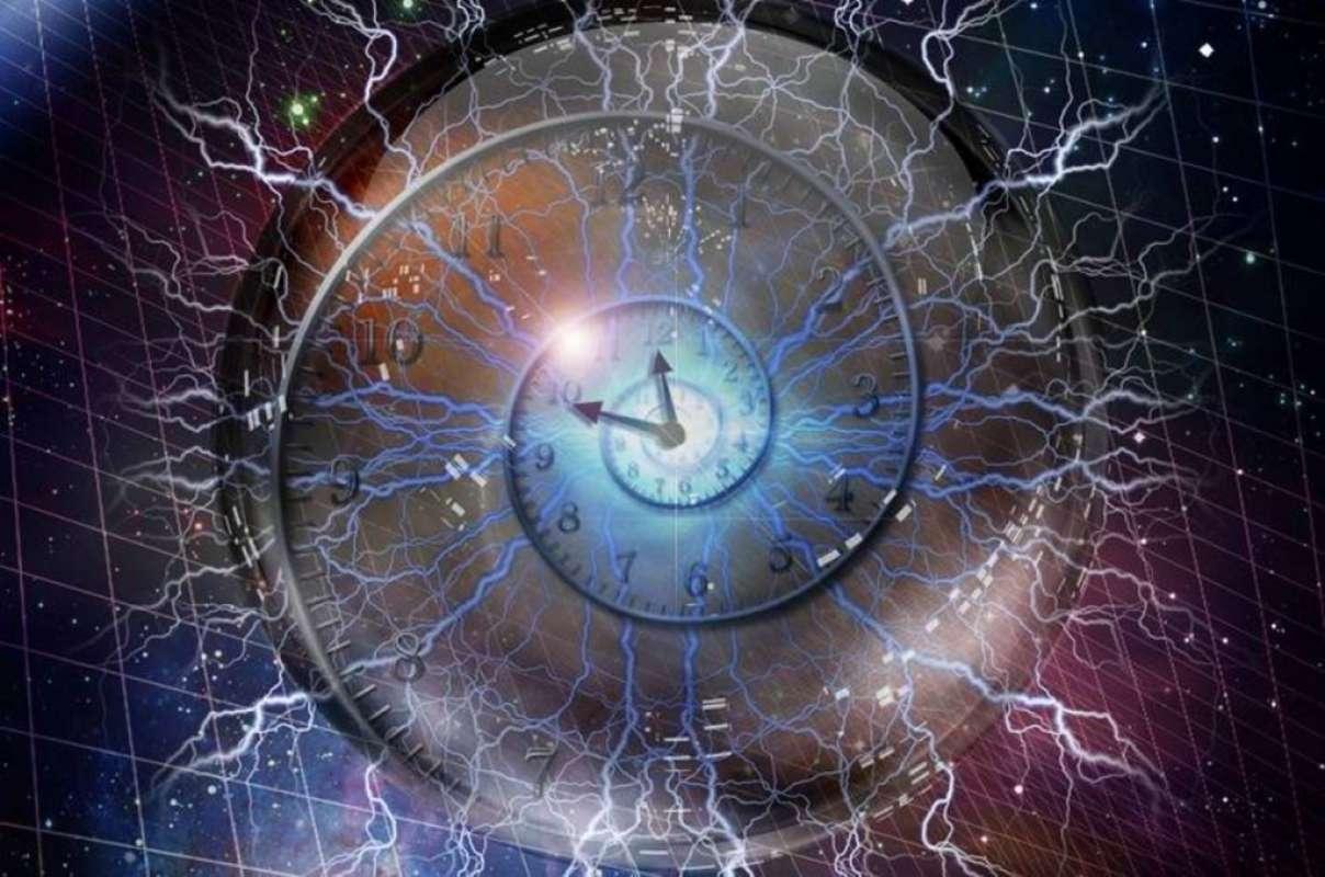 Вселенная и время